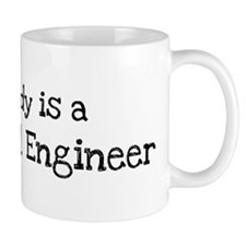 My Daddy is a Biomedical Engi Mug