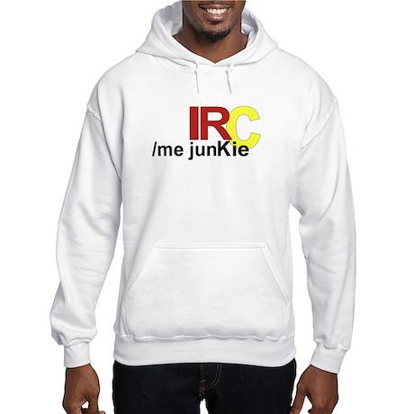 IRC Junkie Hooded Sweatshirt