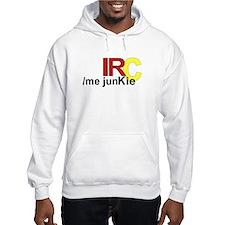 IRC Junkie Hoodie