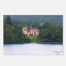 Fort Augustus Loch NessPostcards (Package of 8)