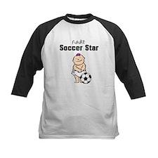 Future Soccer Star Girl Tee