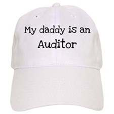My Daddy is a Auditor Baseball Cap