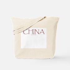 China - Tote Bag