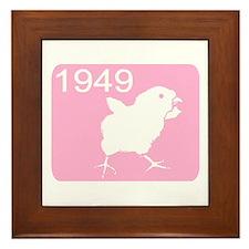1949 Framed Tile