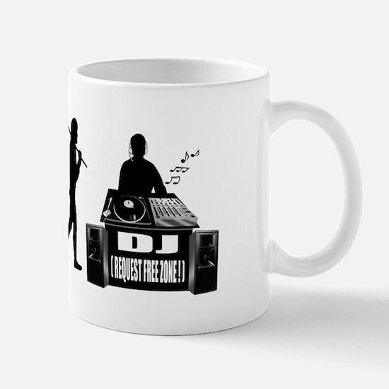 DJ Evolution Mug