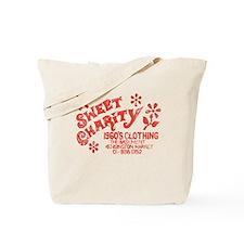 Sweet Charity Tote Bag