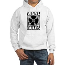 Cool Vinyl Jumper Hoody