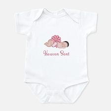 Heaven Sent Girl Infant Bodysuit