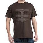 Bill of Rights Dark T-Shirt