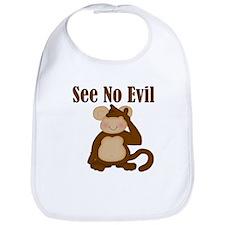 See No Evil Bib