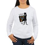 I'll Show You My Stash Women's Long Sleeve T-Shirt