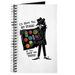 I'll Show You My Stash Journal