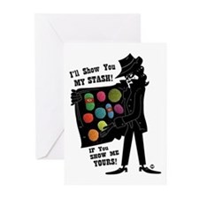 I'll Show You My Stash Greeting Cards (Pk of 10)