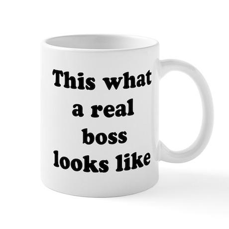 Boss Looks Like Mug By Myhipfamily