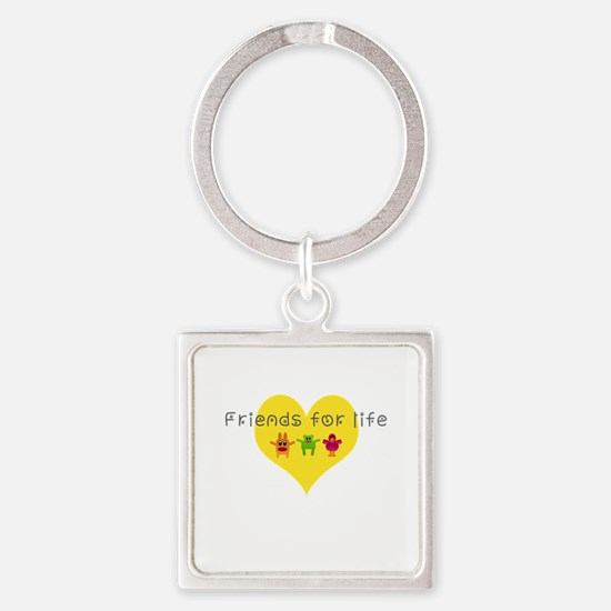 friends for life Keychains