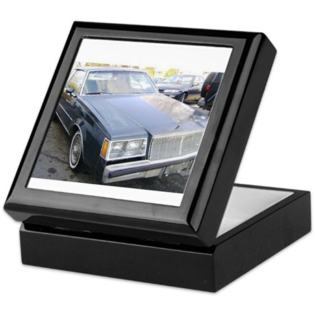 Regal Coupe Front Keepsake Box