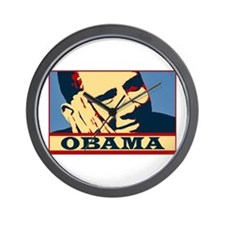Obama Fresh Wall Clock