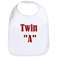 Twin A Bib