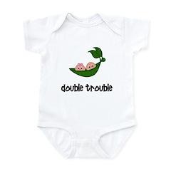Twins Infant Bodysuit