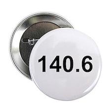 """140.6 (Ironman Triathlon) 2.25"""" Button"""