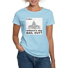 CONGRESS/BAIL OUT T-Shirt