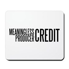 Film & TV Producer Mousepad