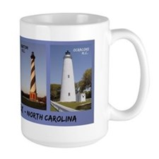 OBX Lighthouses - Mug