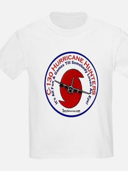 Funny Hurricane Plane C-130 T-Shirt