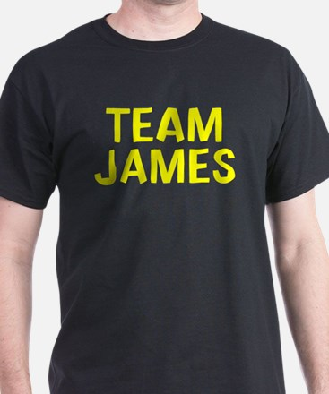 Team James(Yellow) T-Shirt