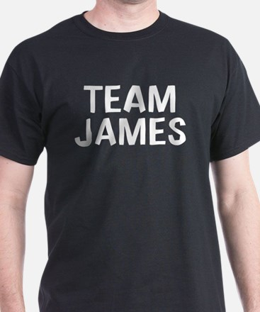 Team James(White) T-Shirt