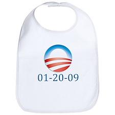 Barack Obama 01 20 09 Bib