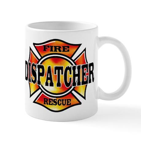 Fire Dispatcher Mug