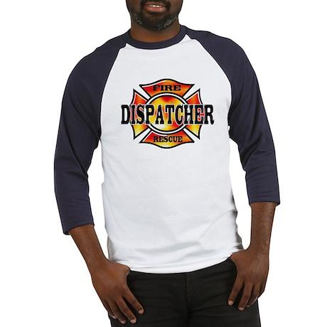 Fire Dispatcher Baseball Jersey