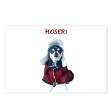 Hoser Chihuahua Postcards (Package of 8)