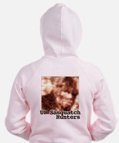 UP Sasquatch Hunters - Zip Hoodie