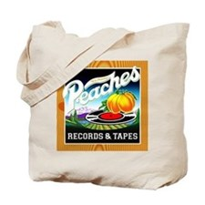 Peaches Records & Tapes Tote Bag