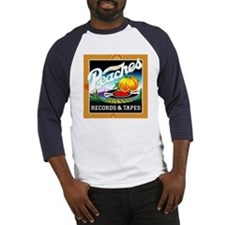 Peaches Records & Tapes Baseball Jersey