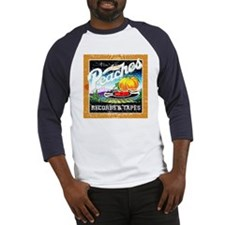 Peaches Records & Tapes Distr Baseball Jersey