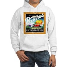 Peaches Records & Tapes Distr Hoodie Sweatshirt
