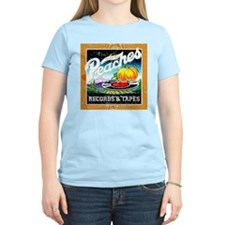 Peaches Records & Tapes Distr T-Shirt