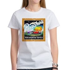 Peaches Records & Tapes Distr Tee