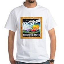 Peaches Records & Tapes Distr Shirt