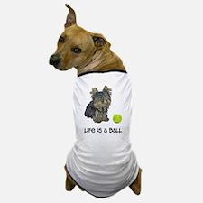 Yorkie Life Dog T-Shirt