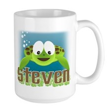 Adorable Steven Turtle Mug