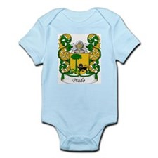 Prado Family Crest Infant Creeper