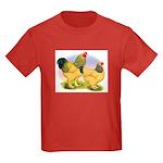 Buff Brahmas2 Kids Dark T-Shirt