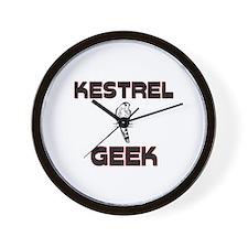 Kestrel Geek Wall Clock