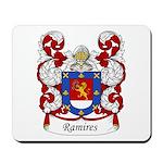 Ramires Family Crest Mousepad
