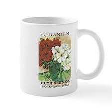 Geranium Mug