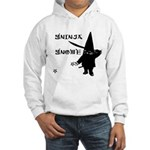 Gninja Gnomes Hooded Sweatshirt